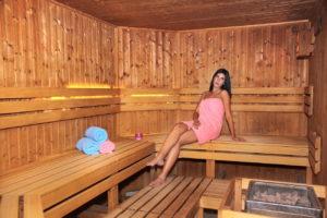 Finská sauna ve Finské, Praha 10, Vršovice
